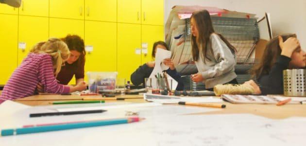 Offene Werkstatt Atelier