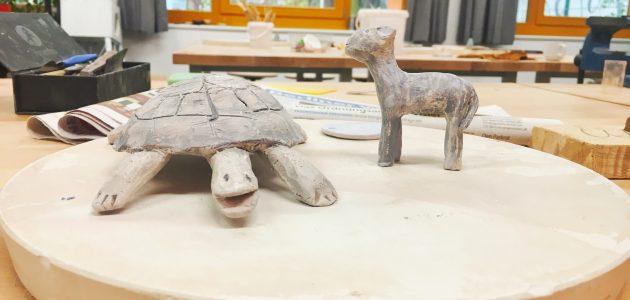 Keramik für Anfänger*innen